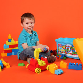 Building Time: Construction Toys