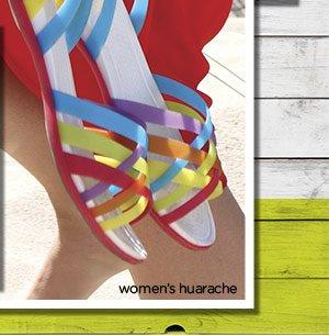 women's huarache