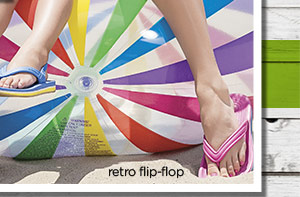 retro flip-flop