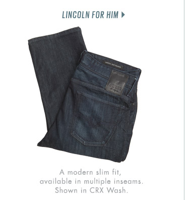 Lincoln For Him