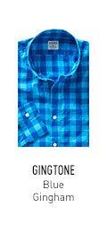 Gingtone Blue