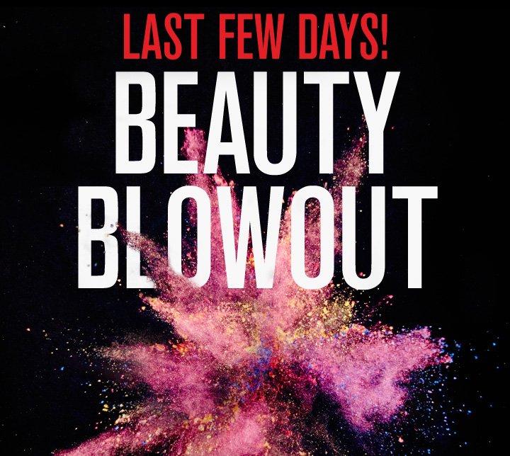 Beauty Blowout