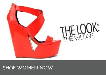 The Look Wedge