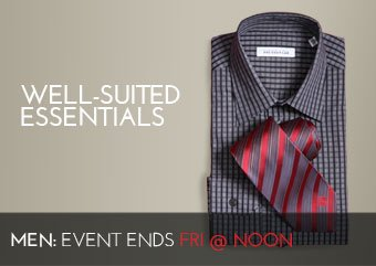 WELL-SUITED ESSENTIALS