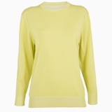 Neon Yellow Reversible Jumper