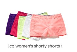 jcp women's shorty shorts ›