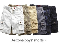 Arizona boys' shorts ›