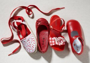 Shop by Color: Red Shoes