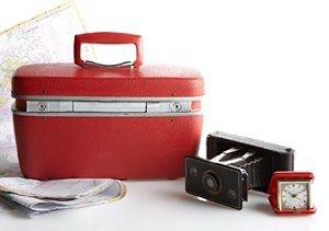 All Aboard: Vintage Traveler