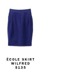 Ecole Skirt