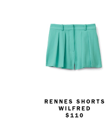 Rennes Shorts