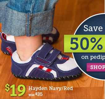 Hayden Navy/Red