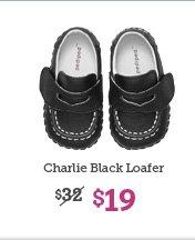 Charlie Black Loafer