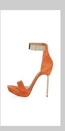 LOLLY Metal Heel Sandals