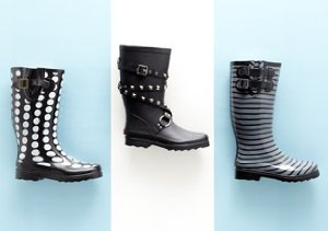 Up to 60% Off: Rain-Ready Boots
