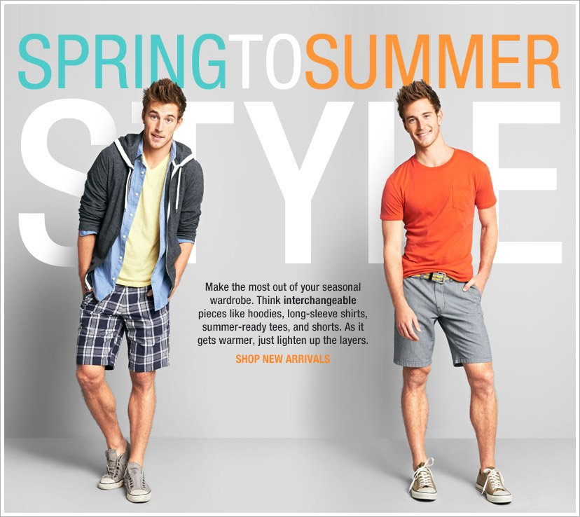 SPRING TO SUMMER STYLE | SHOP NEW ARRIVALS