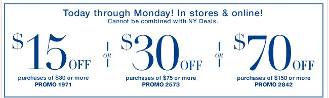 Use your new coupon and SAVE!