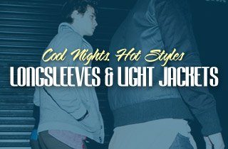 Cool Nights. Hot Styles