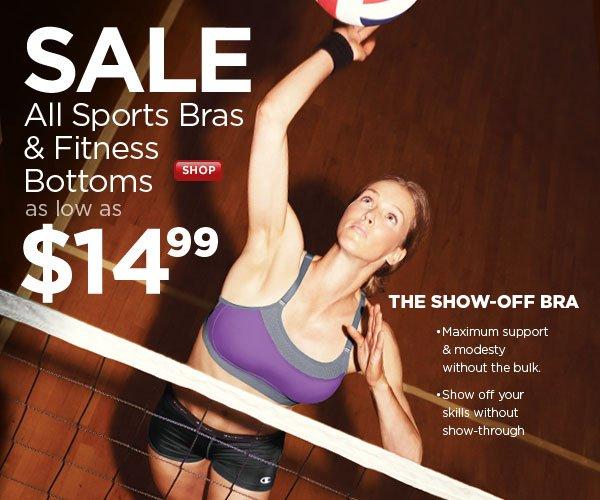 SHOP Sports Bra & Fitness Bottom SALE