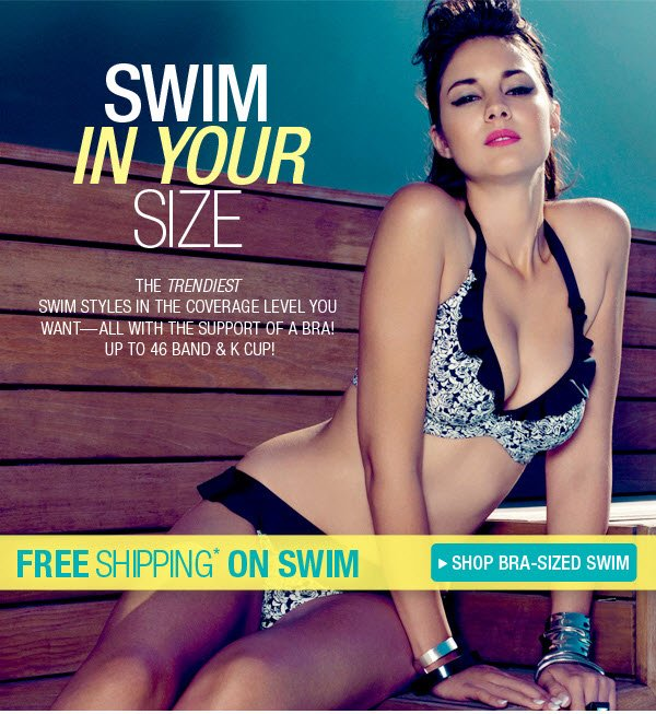 Shop Bra-Sized Swim
