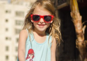 Just $18: Girls' Graphic Tees from Lunchbox