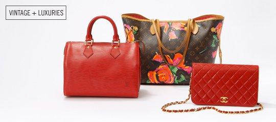 Handbags by Louis Vuitton & More