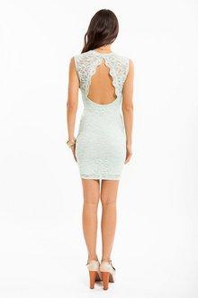 Space Lace Dress $35