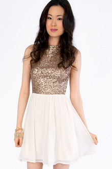 Sparkle Eve Dress $40