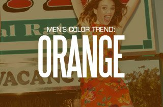 Color Trend: Orange