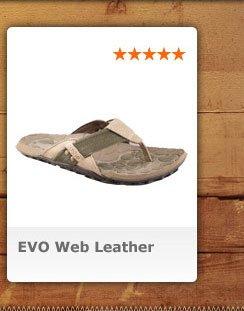 EVO Web Leather
