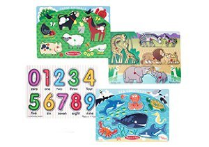 Starting at $9: Puzzles