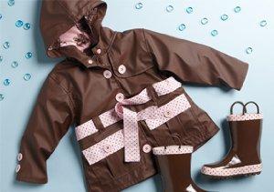 Gear Up: Rain-Ready Styles