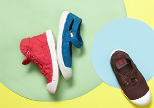 Starting at $19: Kids' Shoes