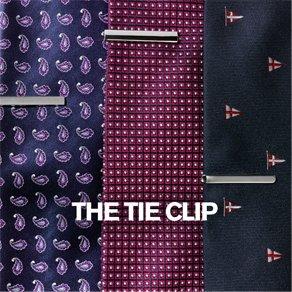 THE TIE CLIP