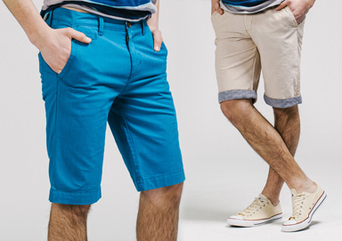 Shop Perfectly Paired: Wovens & Shorts