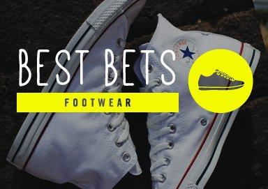 Shop Best Bets: Footwear