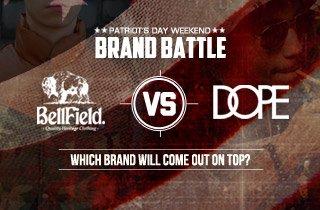 Bellfield VS. DOPE