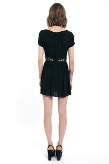 Sew Laced Sally Dress $46