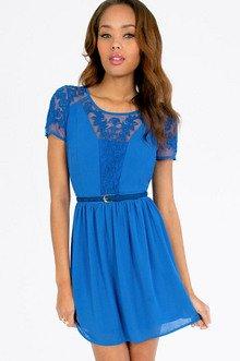 Enchantress Lace Dress $42