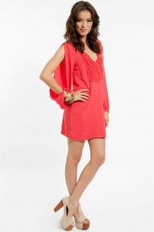 Nena Crochet Dress $37