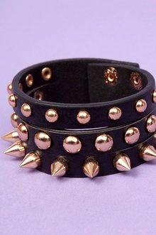 Put a Spike on It Bracelet $8