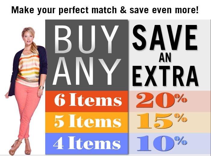 Make your perfect match & save even more!