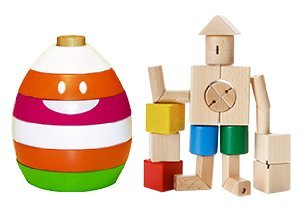 Starting at $9: Wooden Toys