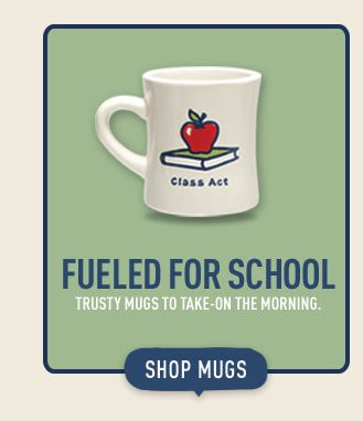 Fuel For School - Shop Teacher Inspired Life is good Mugs