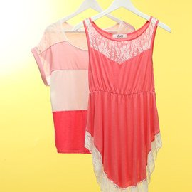 Lightness of Spring: Women's Apparel
