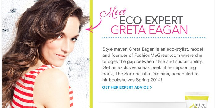 Meet Eco Expert Greta Eagan