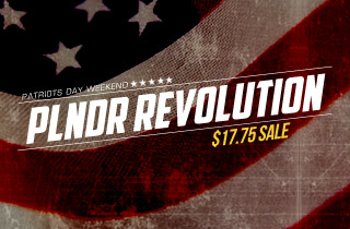 PLNDR Revolution: $17.75 Sale