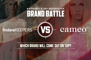 Finders Keepers VS. Cameo