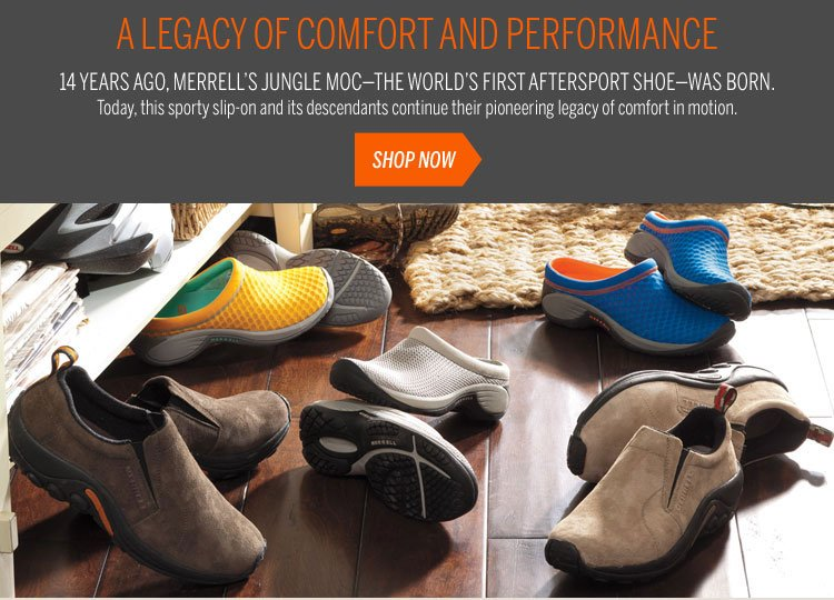 A Legacy of Comfort and Performance