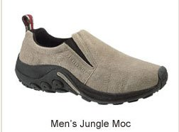 Men's Jungle Moc